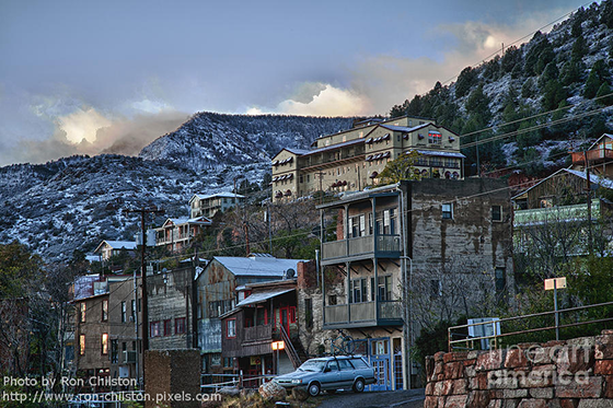 View of Jerome Grand