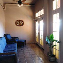Deluxe Garden Room Sun Porch(left)