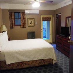 Standard Balcony Room Mountain Side