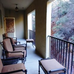 Standard Connecting Balcony Room Balcony(left)